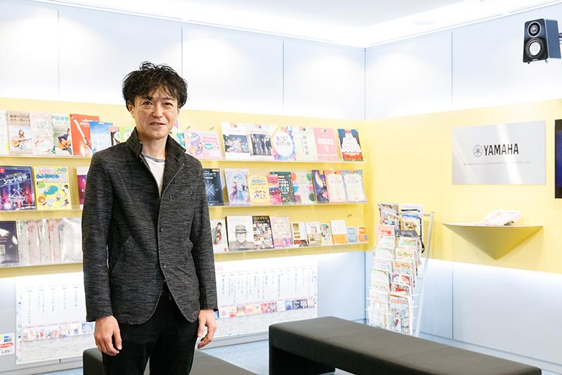株式会社ヤマハミュージックエンタテインメントホールディングス 前田 昌彦 様